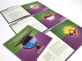 Brochure Gives Educational Firm Competitive Edge